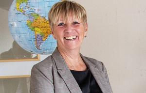 Ann Lindgren är verksamhetschef med ansvar för kommunens förskolor.
