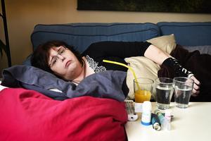 Marie Lindblad är drabbad av bindvävssjukdomen EDS.