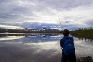 En fiskeresa kan vara ett sätt att se mer av Sverige.
