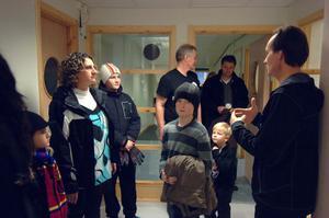 Det blev stor uppslutning när friskolan Lust och Lära höll öppet hus och samtidigt invigdes på lördagen.