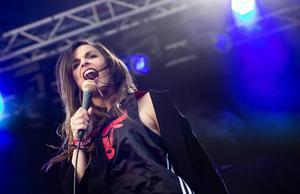 Alina Devecerski kommer till Sundsvall Block Party.