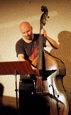 Lars Ericsson spelar både 17 november i Storsjöteaterns foajé och 23 november i Jamtli kyrka.