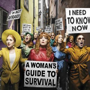 Miss Li är aktuell med albumet A women´s guide to survival.