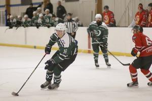 Sala Hockeys Simon Gunnarsson gjorde två mål mot HC Liljan.