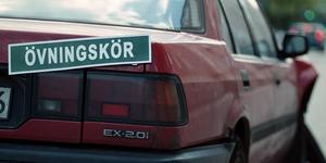 Många personer som anmäler sig till körprovet privat kuggas.