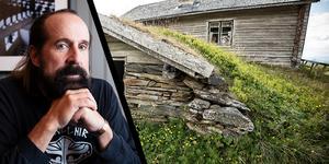 Hollywoodstjärnan Peter Stormare har varit på Myhrbodarna flera gånger. Nu ger han sin syn på tvisten med Krokoms kommun. TT/Olof Sjödin