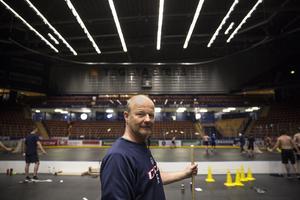 I 14 års tid har Tommy Fredriksson varit involverad i Leksands försäsongsträning.