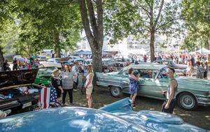 Blir det American Car show och 400-årsfest samma sommar och på samma plats 2022?