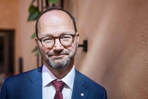 Infrastrukturminister Tomas Eneroth (S). Bild: TT.