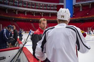 Foto: Johanna Lundberg/Bildbyrån. Sitter Mikael Samuelsson i SSK:s styrelse nästa säsong? Det återstår att se.