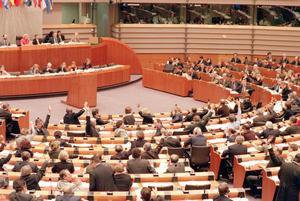 EU:s ansvar är ett hållbart och säkrare Europa. Foto: TT