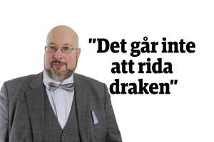 Det här är en ledartext av Patrik Oksanen, politisk redaktör Hudiksvalls Tidning (c) och tf politisk redaktör Östersunds-Posten (c).