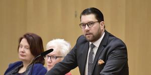 Sverigedemokraterna vill få svenska väljare att tro att det pågår en