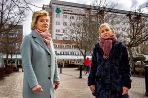 Nu vädjar Landshövding Maria Larsson och smittskyddsläkare Gunlög Rasmussen till länsbor och besökare i länet: Ta rätt beslut inför och under påskhelgen. Det handlar faktiskt om människoliv! FOTO: Länsstyrelsen