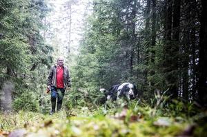 – Jämtland ansågs ligga efter i utvecklingen och här behövdes extra resurser. berättar Svenbjörn Kilander.