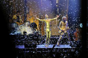 Nu blir det glitter, glamour och bredbent arenarock på Storsjöyrans största scen igen efter att The Ark har beslutat sig för att återuppstå.
