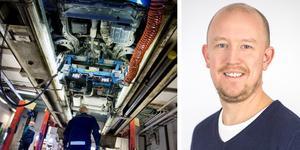 Mikael Andersson, Transportstyrelsen berättar att belysningsfel är de vanligaste felen och också de lättaste felen att åtgärda.
