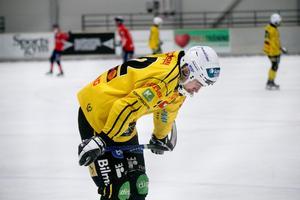 Adam Wijk deppar efter att Broberg missat slutspel. Hur rustar Söderhamnsklubben för att komma tillbaka, är frågan?