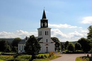 Den traditionsenliga visitationsgudstjänsten i Sunds kyrka under biskopsbesöket blir inte offentlig till följd av pandemin. Men det blir möjligt att följa gudstjänsten i digitala medier.