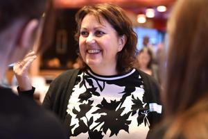 Ulla Karlsson, näringslivsutvecklare Mora kommun, har arbetat med UF-företagare i tio år.