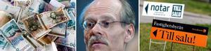 Riksbankschefen Stefan Ingves besked i dag påverkar plånboken och bostadsmarknaden.