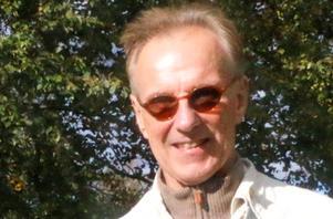Claes-Göran Classon, drift- och serviceförvaltningens chef i Hallsberg. Arkivbild: Jan Wijk.