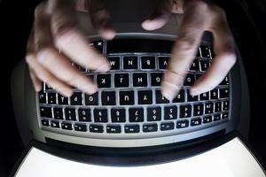 Bedragare ringer till dig eller letar sig fram på nätet för att försöka komma åt uppgifter som ger tillgång till dina pengar. FOTO: Naina Helén Jåma/TT
