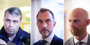 Daniel Kindberg menar att åklagarna Peter Jonsson och Niklas Jeppsson hade en flummig plädering.