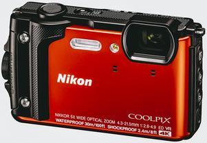 Nikon Coolpix, W300.