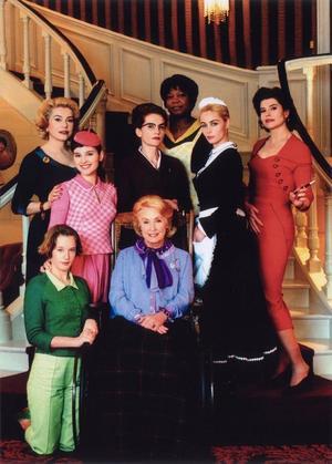 """Fantastisk ensemble i """"8 kvinnor"""