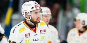 Foto: Bildbyrån. Emil Bemström blir NHL-spelare.
