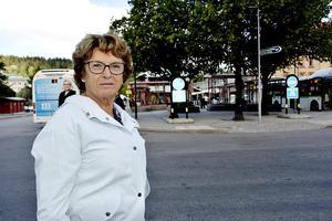 Mona Hammarstedt, Kristdemokraternas förstanamn i Region Västernorrland, hoppas för medborgarnas bästa att regionens nya oheliga allians ska lyckas hålla sams de kommande fyra åren.