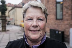 Pia Strömbäck, 62 år, Norrtälje: – Det var en svår fråga. Men det behövs mer personal och mer resurser för att både elever och lärare ska känna sig trygga i skolan.