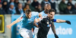 Matchen mellan Malmö och Örebro flyttas.
