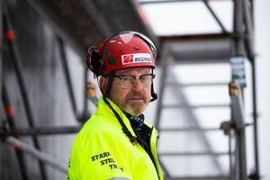 Johan Lindholm, förbundsordförande Byggnads svarar på Mats Åkerlinds debattinlägg.