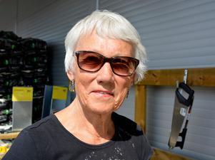 Birgitta Waregård, 74, pensionär, Sundsvall: