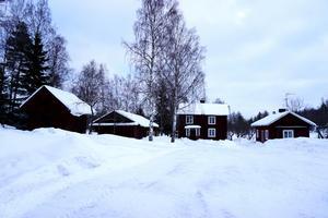 Denna lantgård i Hedemora kommun kom tvåa på Klicktoppen för vecka 10. Foto: Areal