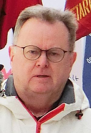 Stefan Fax (S) är andre vice ordförande i Östersunds kommunfullmäktige.