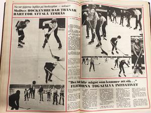 Den 17 december är det prick 50 år sedan detta reportage publicerades i Örnsköldsviks Allehanda.