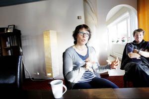 """""""""""Jämtarna har visat ett otroligt intresse för flyktingarna"""", säger handläggaren Jeanette Södermark från Migrationsverket."""