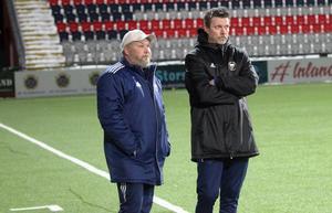 Mathias Gabrielsson och Tommy Fastesson, Ope IF