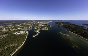 Inga växte upp på Bedarön strax utanför Nynäshamns hamn. Foto: Peter Ohlsson/Pickla