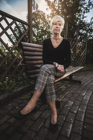 Carina Johansson tycker sig se att problemen i Krylbo ökat de senaste åren.