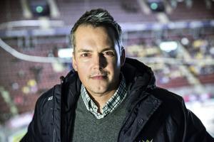Tomas Montén, förbundskapten & Borlängeson.