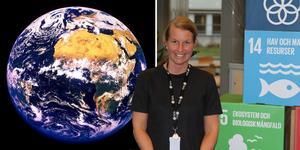 Josephine Sundqvist, programme manager specialist på Sida partnership forum.