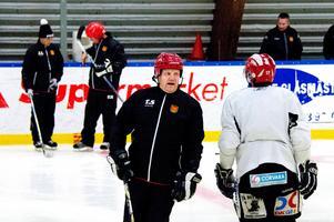 Tomas Simonsson var en av tränarna i Ånge IK 2014. Nu blir han huvudansvarig i nystarten. Foto: ST arkiv.
