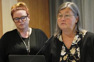 Patrik Brolin ifrågasätter om Stina Bohlin (S), utbildningsnämndens ordförande, och Carina Bryngelsson, tf utbildningschef, förstår vad beslutet kan få för konsekvenser.