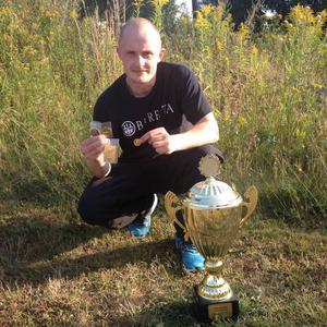 David Sandelin, SM-mästare i jaktskytte