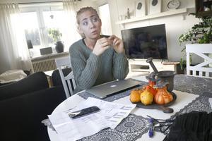 Trots 24 månaders garanti fick Matilda Eriksson ingen ny telefon när hennes Samsung exploderade i handen - och nu kan hon inte sluta tänka på vad som hade kunnat hänt.