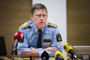 Klas Friberg har utsetts till tillförordnad chef i polisens Region Syd.